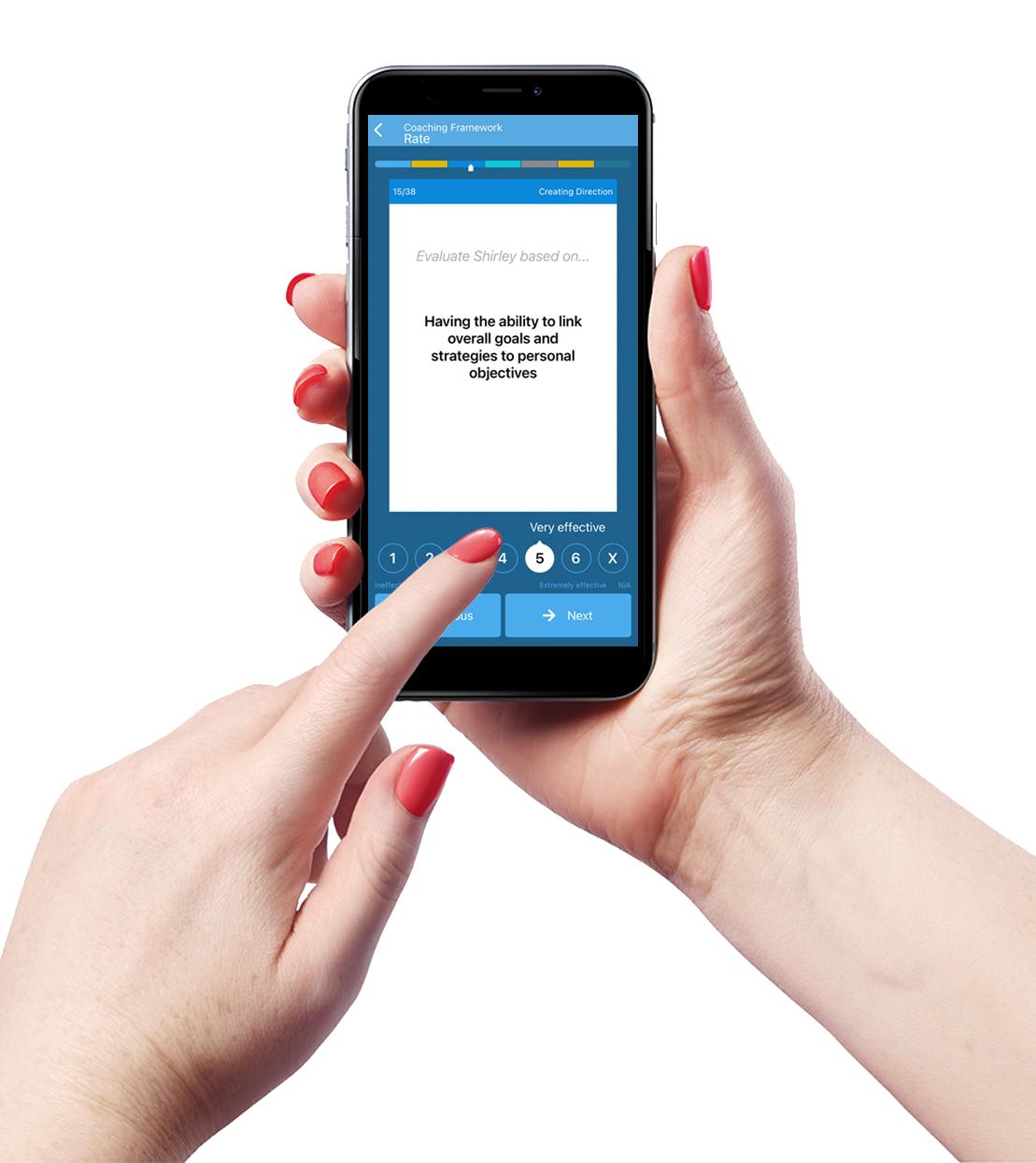 360 degree feedback app